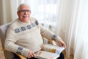 Liftsessel mit aufstehhilfe Seniorensessel